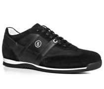 Schuhe Sneaker Leder-Nylon