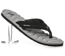 Schuhe Zehensandalen Synthetik -schwarz ,schwarz