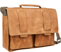 Tasche Businesstasche, Leder, coganc