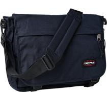 Tasche Umhängetasche, Microfaser, navy