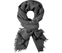 Schal, Wolle-Alpaka, meliert