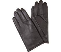 strellson Handschuhe Schafsnappa dunkelbraun