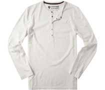 T-Shirt Baumwolle creme