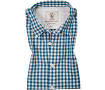 Hemd, Classic Fit, Popeline
