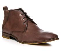 Herren Schuhe GUY Kalb-Rindleder braun