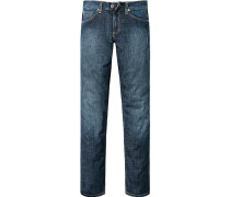 Jeans Comfort Fit Baumwoll-Stretch