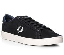 Schuhe Sneaker, Canvas, navy