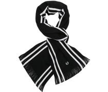 Schal, Wolle, gestreift
