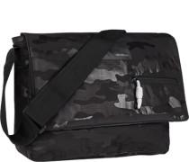 Tasche Messenger Bag gemustert