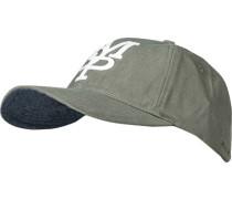 Cap Baumwolle khaki
