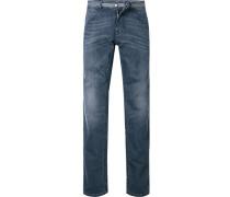 Jeans Baumwoll-Stretch denim