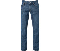 Jeans Regular Fit Baumwolle denim