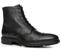 Schuhe Stiefelette, Leder,