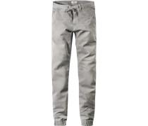 Hose Jogpants Regular Fit Baumwolle