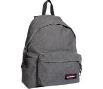 Tasche Rucksack, Microfaser, meliert