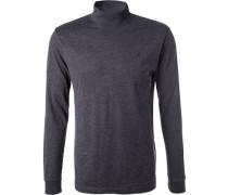 Pullover Rollkragen, Regluar Fit, Baumwolle