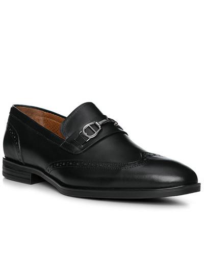 Aigner Herren Schuhe Loafer, Kalbleder