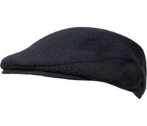 Herren  POLO RALPH LAUREN Mütze Woll-Mix dunkelblau