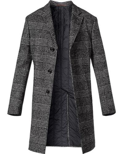 Mantel Herren, Wolle