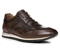 Schuhe WILBUR Rind-Kalbleder dunkelbraun
