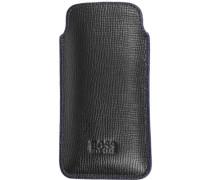 Herren   Handy-Etui Leder schwarz