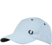 Cap Baumwolle hellblau