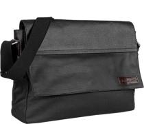 Herren Calvin Klein Bluejeans Messenger Bag Baumwoll-Mix schwarz