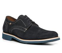 Schuhe FLOYD Kalbveloursleder dunkelblau
