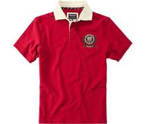Polo-Shirt Polo Regular Fit Baumwolle