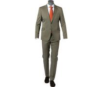 Anzug Baumwoll-Stretch
