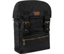 Tasche Rucksack, Baumwoll-Canvas,