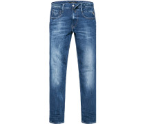 Jeans Slim Fit Baumwoll-Stretch 12,5oz