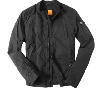 Jacke Regular Fit Microfaser