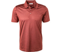Polo-Shirt Herren, Seide