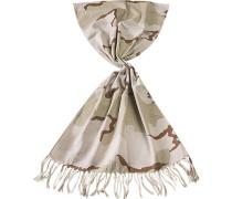 Schal Baumwolle gemustert