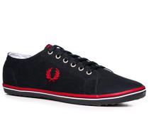 Schuhe Sneaker, Textil, nachtblau
