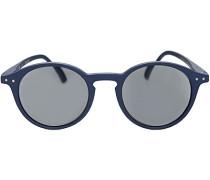 Brillen Korrekturbrille mit UV Schutz, Kunststoff, navy