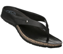 Schuhe Zehensandalen, Nappaleder