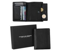 Geldbörse Geschenk-Box Rindleder