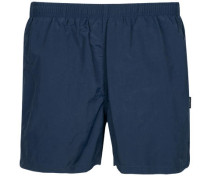 Herren Bademode Bade-Shorts marine blau