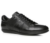 Sneakerschuh Kalbleder