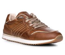 Schuhe Sneaker, Rindleder,