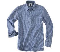 Herren Hemd Obert Regular Fit Baumwolle hellblau