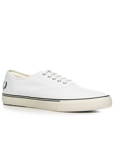 Fred Perry Herren Schuhe Sneaker, Canvas