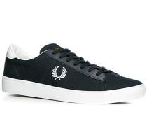 Schuhe Sneaker Canvas navy