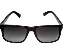 Brillen Sonnenbrille Kunststoff -blau