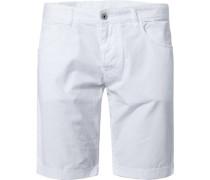Hose Bermudashorts Regular Fit Baumwolle