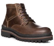Schuhe Schnürboots Leder GORE-TEX® warm gefüttert