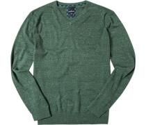Pullover Baumwollle meliert
