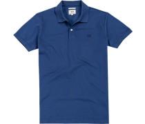 Polo-Shirt Polo, Slim Fit, Baumwolle,